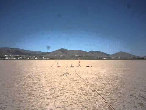 Download Public Missile Miranda model rocket launch J800 Motor Reno TRA 6/7/2015 Lost it!