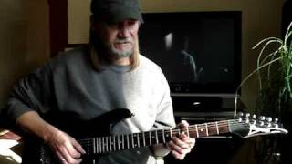 """Electric Guitar Lessons """"Jazz Lick"""" Tab Included"""