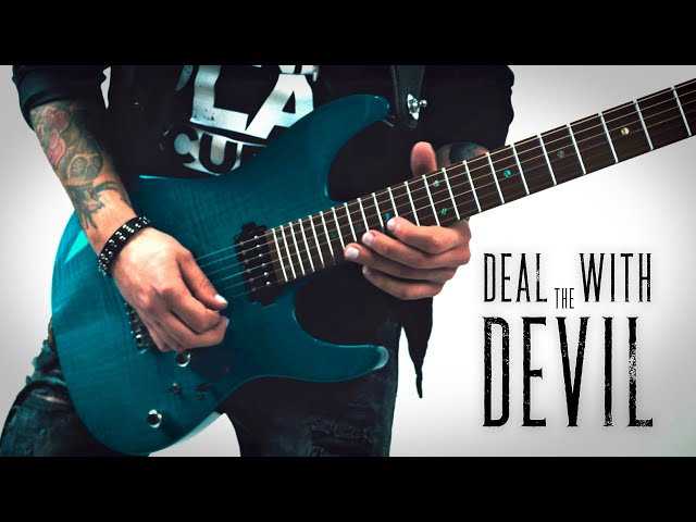Dee Dammers - Deal with the Devil (Official Guitar Playthrough)