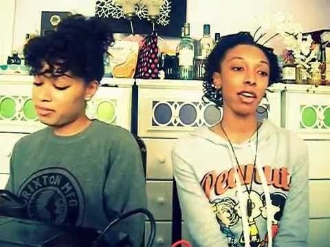 Jhene Aiko- Wait No More Cover by Camille and Holly - YouTube