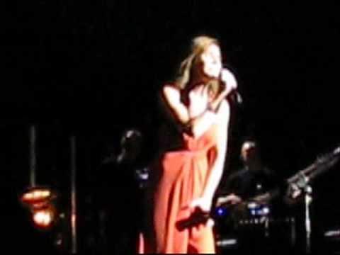 Ana Belen - Me gustaria - concierto, Madrid