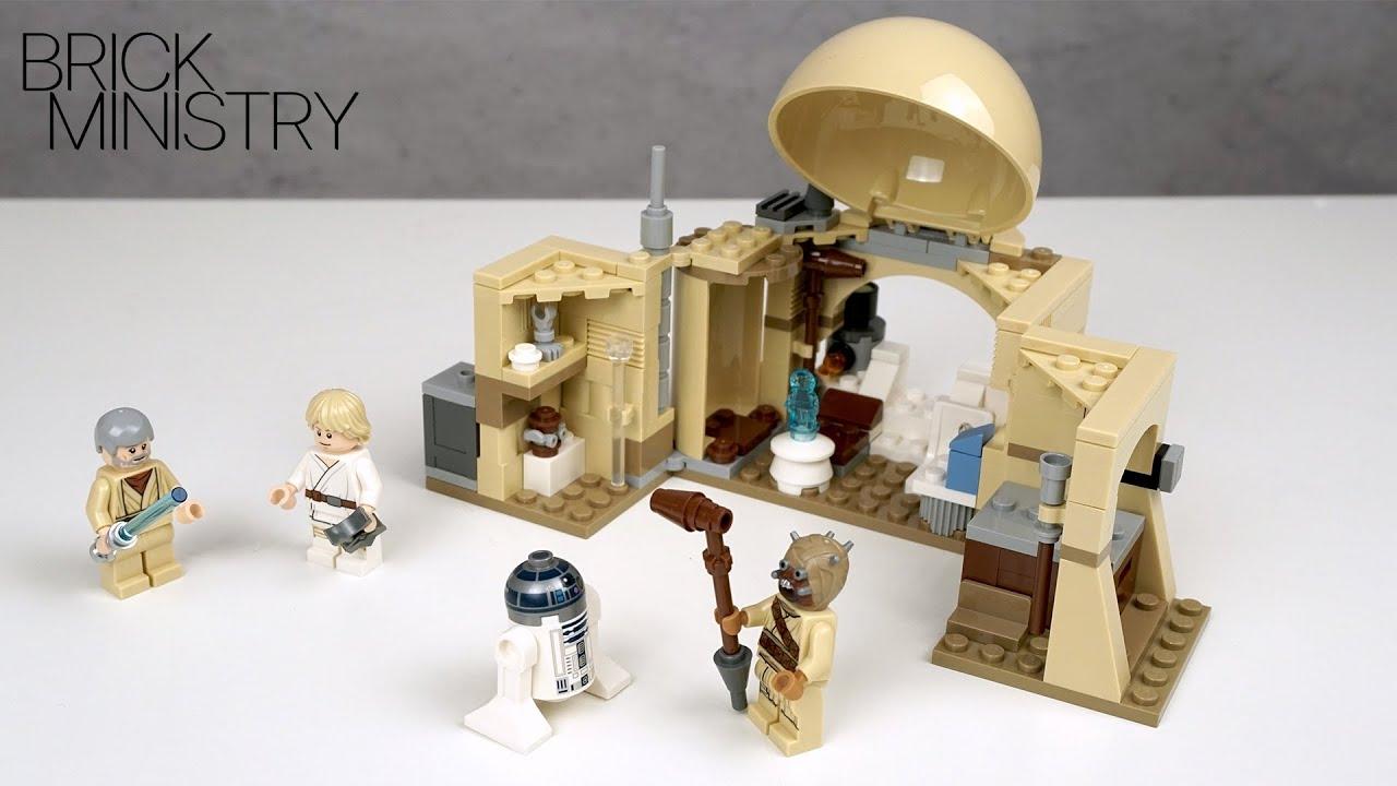 LEGO Star Wars Tusken Raider from set 75270 December 2019 Release