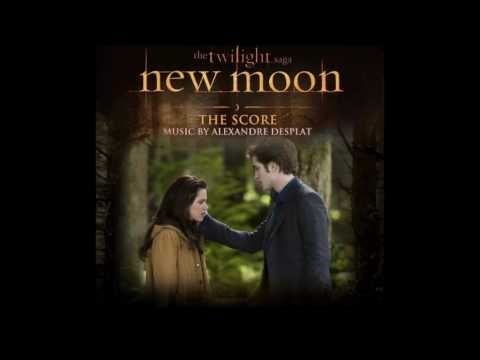 New Moon Score: Edward Leaves
