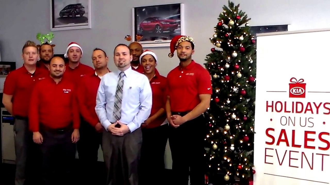Kia Of North Grand Rapids >> Happy Holidays From The Staff At Kia Of North Grand Rapids