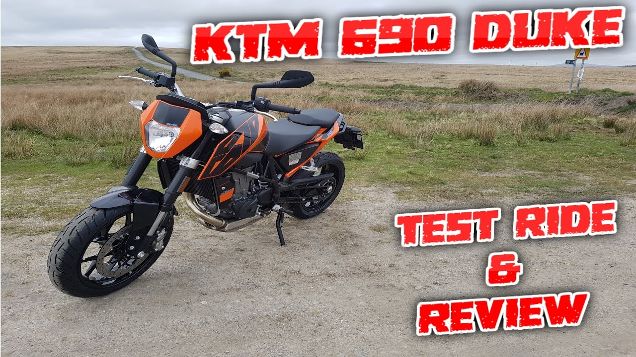 157 ktm 690 duke 2017 detailed test ride review youtube. Black Bedroom Furniture Sets. Home Design Ideas