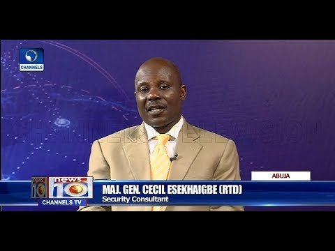 Analysing Nigeria's Current Security Challenges Pt.2 |News@10| 12/02/18