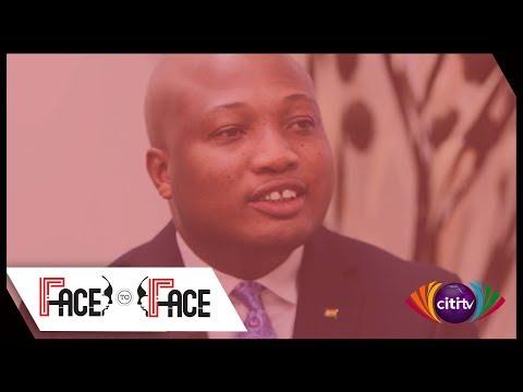 Face to Face with Samuel Okudzeto Ablakwa [ North Tongu MP]
