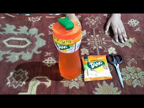 How To Make A Perfect Tang (orange)