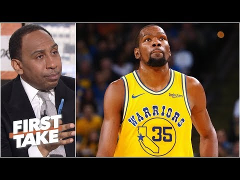 Warriors have nothing to worry about after latest drama – Stephen A. | First Take