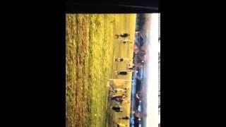 Joe Rowley goal v Wednesfield Community