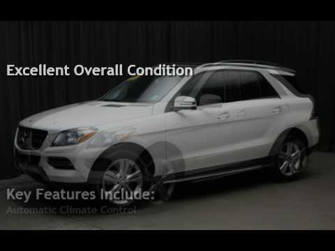 2014 Mercedes-Benz ML 350 BlueTEC for sale in Phoenix, AZ