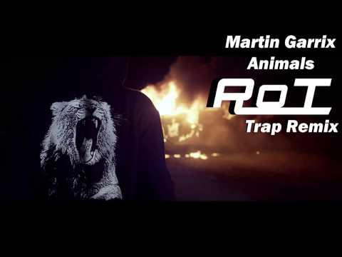 Martin Garrix - Animals (RoT Trap Remix)
