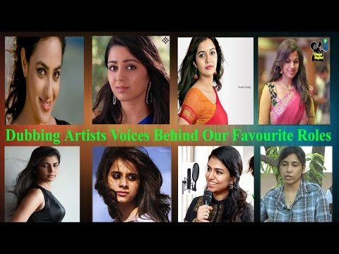 Actresses and their DUBBING Artists   Samantha   Ileana   Kajal   Genelia   Nithya Menen