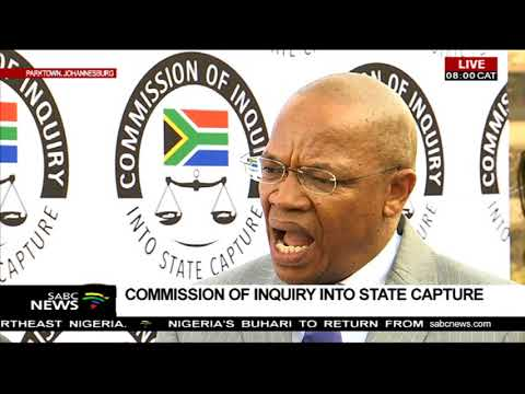 Commission of Inquiry into State Capture