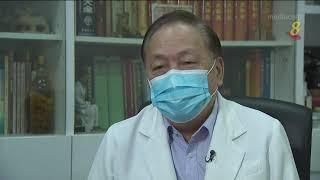 【冠状病毒19】中医师公会急需针灸病患先治疗 安全距离措施到位