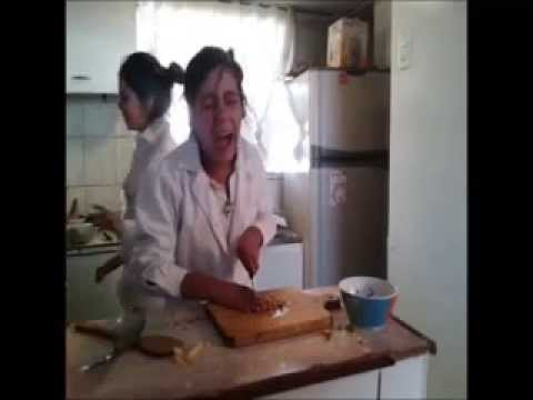 accidentes de la cocina youtube