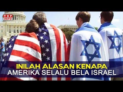 5 Hal Ini Jadi Alasan Kenapa Hubungan AS Israel Sangat Mesra