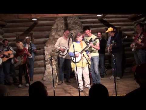 Suwanneee Banjo Camp Faculty FInale 2013