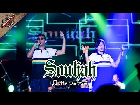 MARS JANGKRIK | SOULJAH [Live Konser di Alun-alun Barat - SERANG 6 Mei 2017]