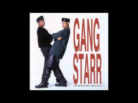 Клип Gang Starr - Jazz Music