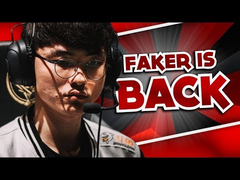 FAKER IS BACK TO CLAP! - WORLDS GROUP STAGE FUN/FAIL MOMENTS | LEAGUE OF LEGENDS