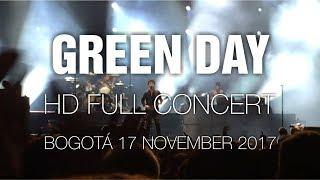 Video Green Day [HD Full Concert] @ Bogotá 17 Nov 17 download MP3, 3GP, MP4, WEBM, AVI, FLV November 2017