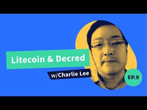 The Decred Assembly - Ep9 - Litecoin, Decred and More w/ Charlie Lee