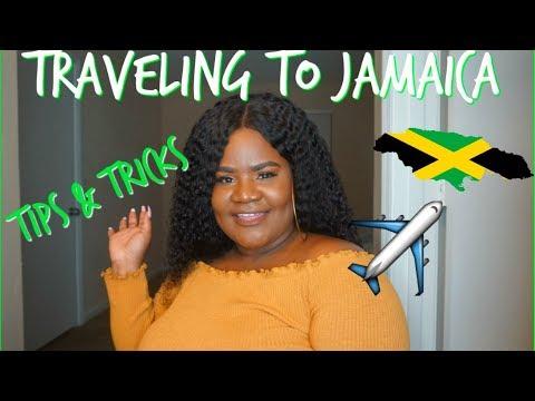 TIPS FOR TRAVELING TO JAMAICA #daegetsreadyforJamaica