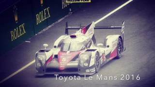 toyota le mans 24 hour finish feels