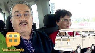 ¿Pedrito Sola en transporte público? ¡Al principio se iba a TV Azteca en camión!