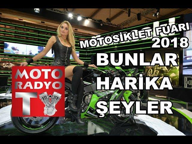 MOTOBIKE İSTANBUL FUARI 2018