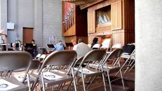 Gigout Rehearsal for Easter Prelude.MP4