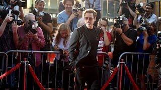 Интервью с Робертом Дауни-мл. на премьере фильма «Человек-паук: Возвращение домой» в Лос-Анджелесе