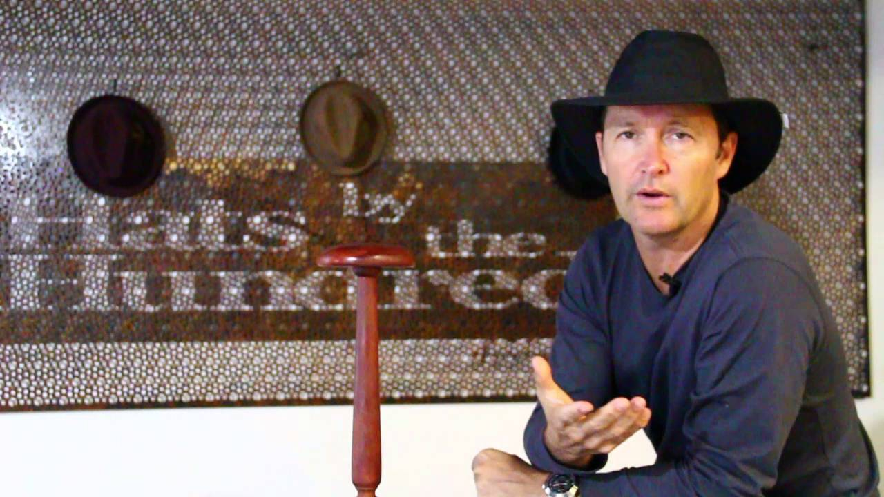 Tilley Navy LTM6 Hat Review- Hats By The Hundred - YouTube 3b26f4b3267