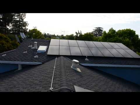 Sunpower Solar Time-Lapse