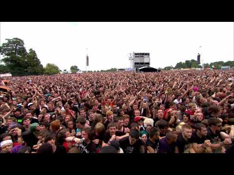 Parkway Drive LIVE Sonisphere - Deliver Me, Home Is For The Heartless, Idols and Anchors - 1080p