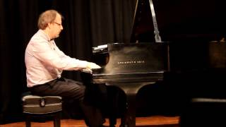 SONATE NO. 1 (2001) by Michael Coleman (Michael Coleman, piano)