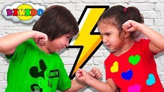 MONEY HUNT Challenge ЧЕЛЛЕНДЖ Мальчики ПРОТИВ Девочек НА СКОРОСТЬ Kidzania Kids Pretend Play