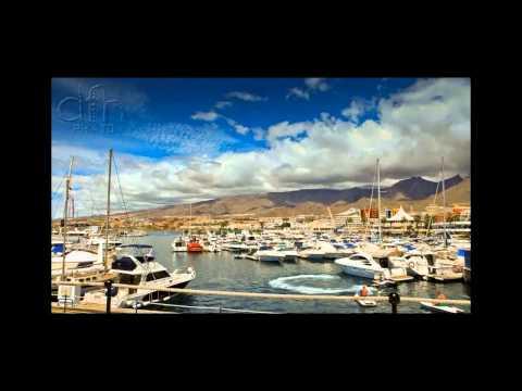 Puerto Colon-Tenerife timelaps