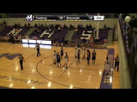 Girls Basketball- Mascoutah vs Freeburg