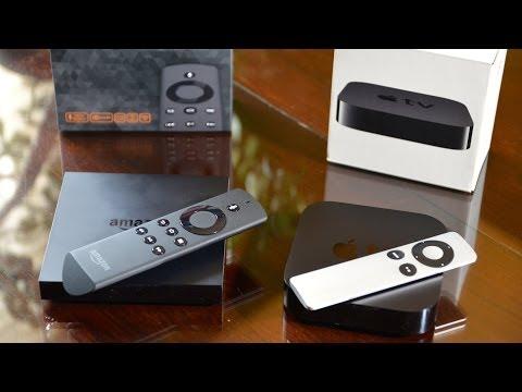 Fire TV Vs. Apple TV