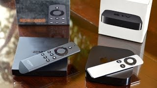 Fire TV vs. Apple TV