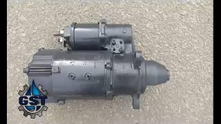Стартер МТЗ 12в не редукторный СТ-142М