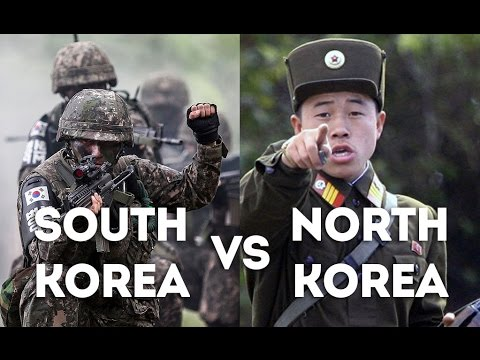 South Korea vs North Korea - WATCH OUT North Korea, THIS ...