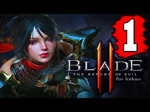 BLADE 2 The Return Of Evil: Gameplay Walkthrough Part 1 FULL GAME ENGLISH (iOS / Android)