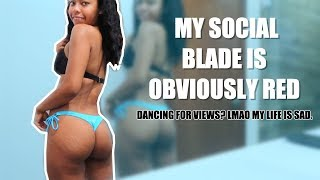 DANCING IN MY BIKINI? (for views.)   ChandlerAlexisVlogs #163