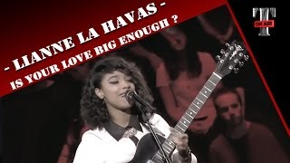 Lianne La Havas - Is Your Love Big Enough ? (Live TV - TARATATA Sept.2012)