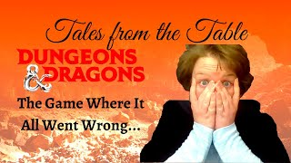Tales from the Table // Episode 1 // The Game Where It All Went Wrong...