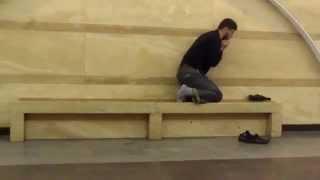 ЖЕСТЬ.Намаз в метро Санкт-Петербурга(, 2013-04-06T21:27:54.000Z)