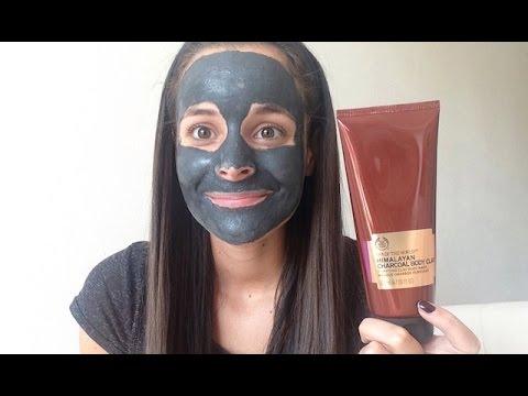 Revue masque au charbon purifiant c line youtube - Masque charbon maison ...